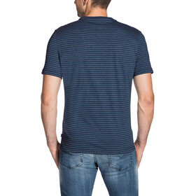 VAUDE Arendal II - T-shirt manches courtes Homme - bleu